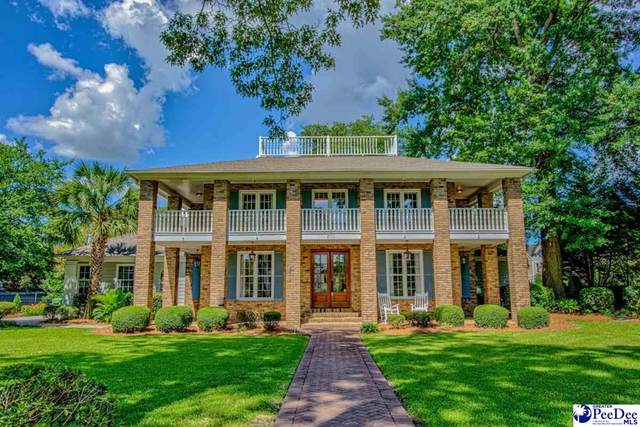 310 Country Club Blvd, Florence, SC 29501 (MLS #20202375) :: Coldwell Banker McMillan and Associates