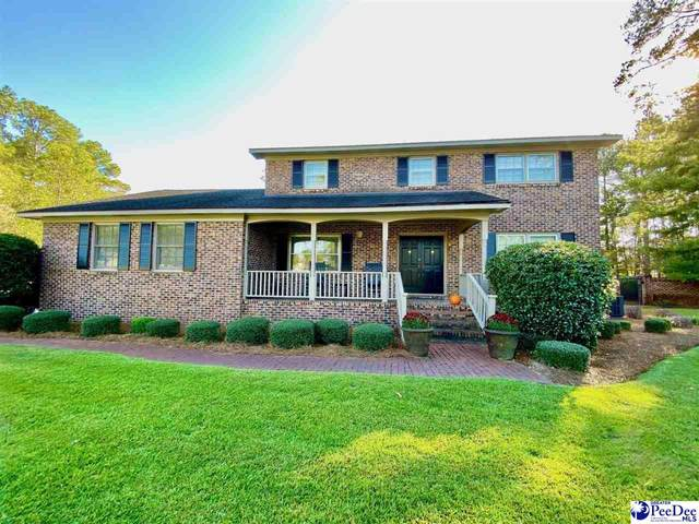 1210 Edgewood Boulevard, Dillon, SC 29536 (MLS #20202432) :: Coldwell Banker McMillan and Associates