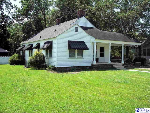 706 E Washington Street, Dillon, SC 29536 (MLS #20202472) :: Coldwell Banker McMillan and Associates