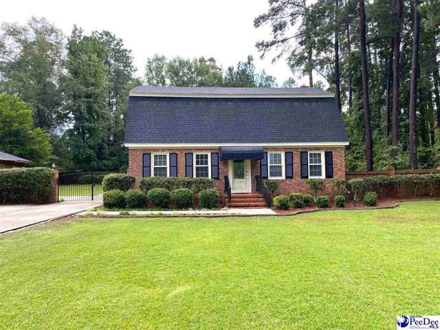 822 Virginia Lane, Dillon, SC 29536 (MLS #20202474) :: Coldwell Banker McMillan and Associates