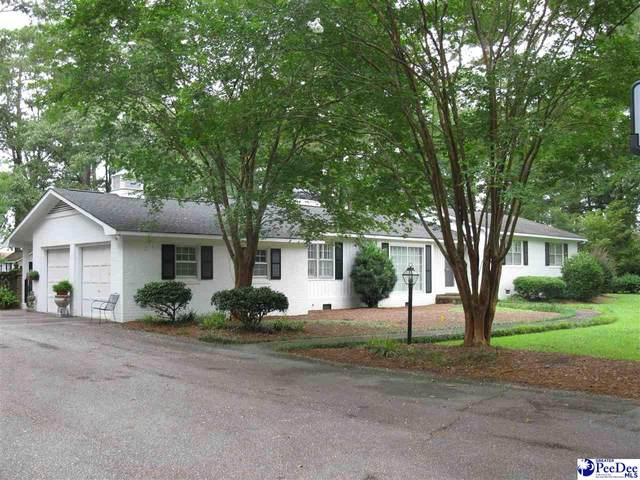 4459 Zion Road, Mullins, SC 29574 (MLS #20202490) :: Coldwell Banker McMillan and Associates