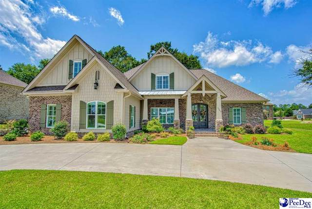 2305 Pintail Pointe, Florence, SC 29501 (MLS #20202494) :: Coldwell Banker McMillan and Associates
