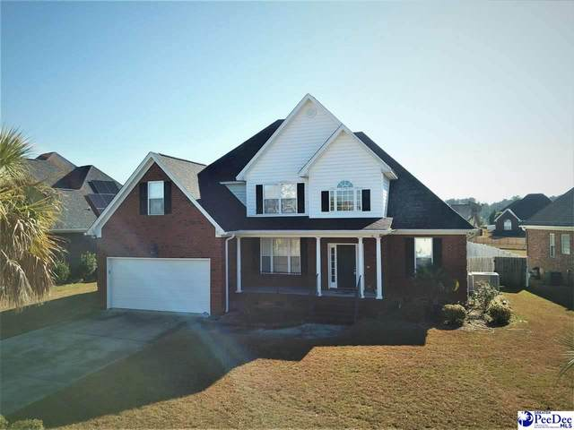 4012 Lake Russell Drive, Florence, SC 29501 (MLS #20202504) :: Coldwell Banker McMillan and Associates