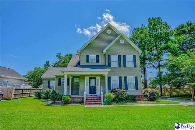 3416 Twiggs Road, Florence, SC 29505 (MLS #20202516) :: Coldwell Banker McMillan and Associates