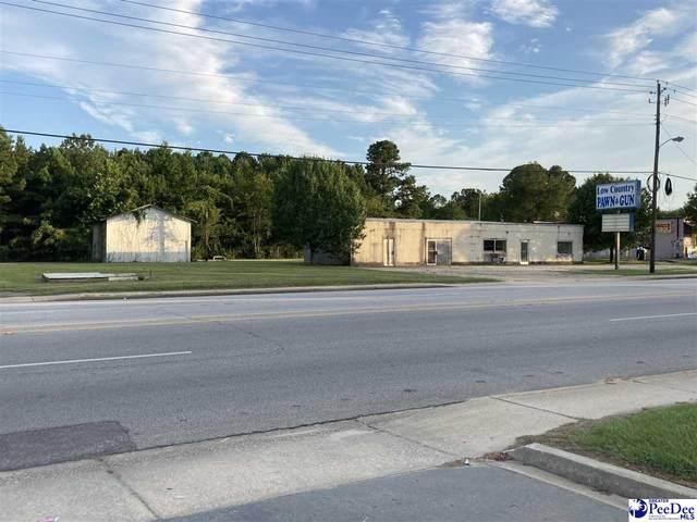 1206 E Godbold Street (Us Hwy 76), Marion, SC 29571 (MLS #20202518) :: RE/MAX Professionals