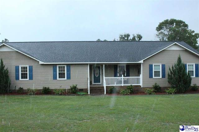 1013 Huntington Drive, Hartsville, SC 29550 (MLS #20202545) :: Coldwell Banker McMillan and Associates