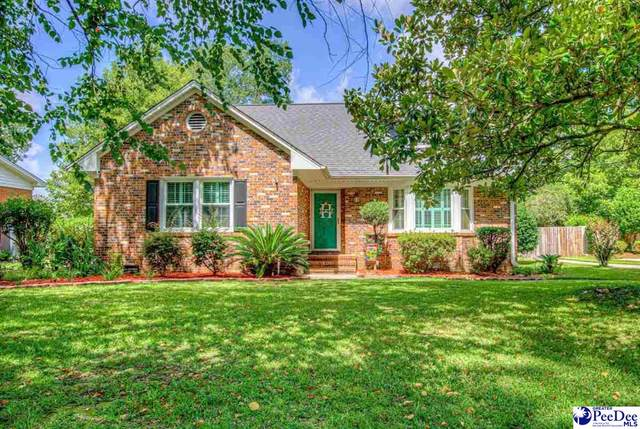 1921 Effies Lane, Florence, SC 29505 (MLS #20202567) :: Crosson and Co