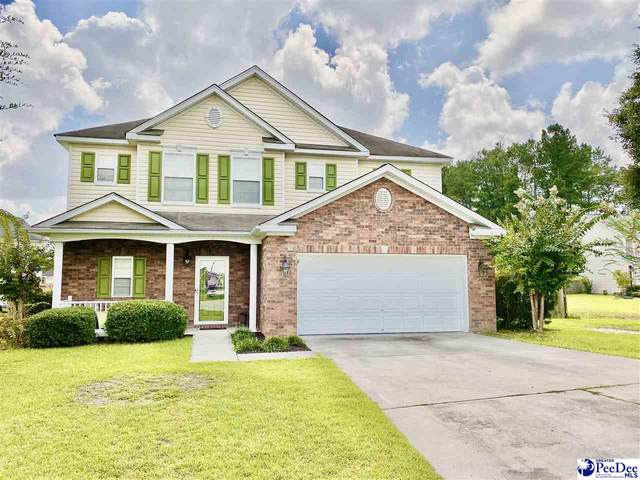 3601 Langland Court, Florence, SC 29505 (MLS #20202592) :: Coldwell Banker McMillan and Associates