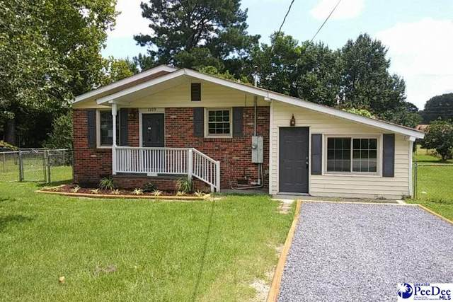 1109 Howle St., Hartsville, SC 29550 (MLS #20202761) :: Coldwell Banker McMillan and Associates