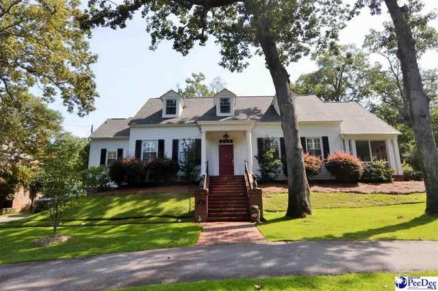 529 Woodland Drive, Hartsville, SC 29550 (MLS #20202768) :: RE/MAX Professionals
