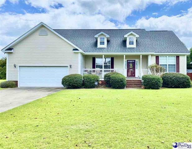 3784 Trotwood Drive, Florence, SC 29501 (MLS #20202787) :: Coldwell Banker McMillan and Associates