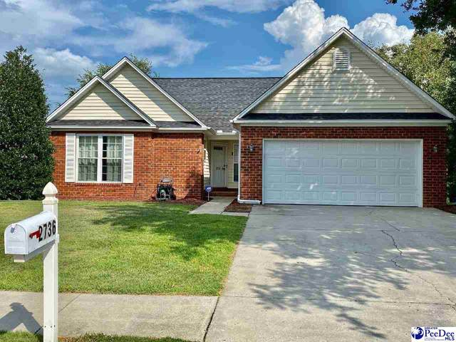 2736 Winterbrook Dr, Florence, SC 29505 (MLS #20202798) :: Coldwell Banker McMillan and Associates