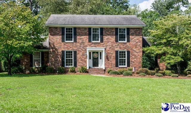 1905 Damon Dr, Florence, SC 29505 (MLS #20202873) :: Coldwell Banker McMillan and Associates