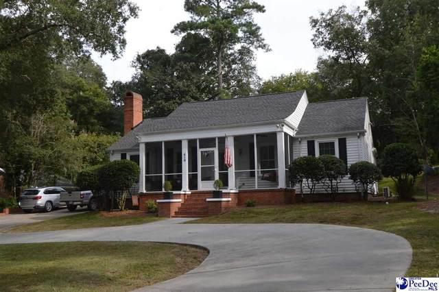 419 Woodland Drive, Hartsville, SC 29550 (MLS #20202960) :: RE/MAX Professionals