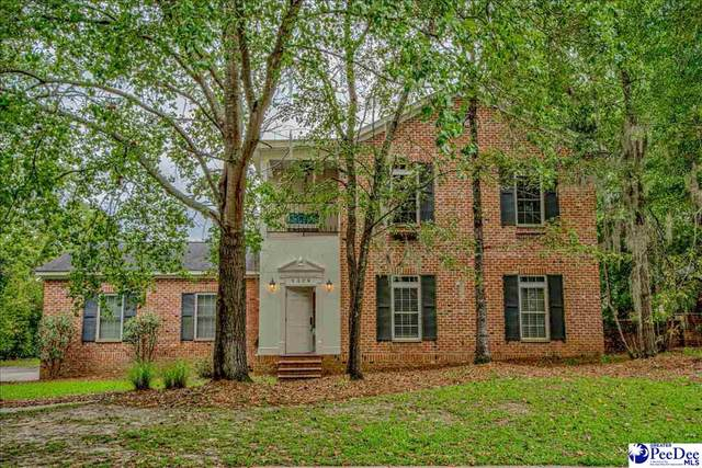 1308 Sheffield Dr., Florence, SC 29505 (MLS #20203009) :: Coldwell Banker McMillan and Associates