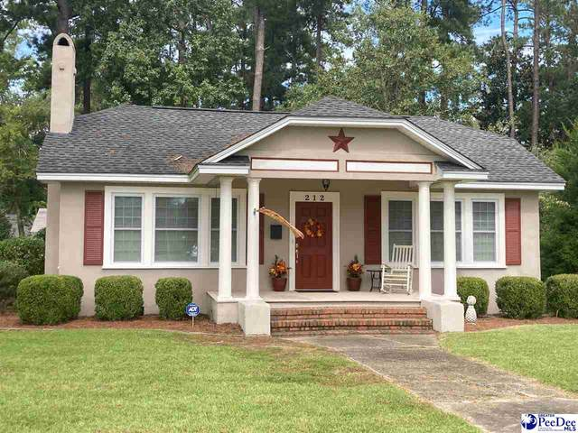 212 Elizabeth Street, Marion, SC 29571 (MLS #20203083) :: Coldwell Banker McMillan and Associates
