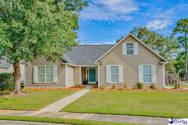 3819 Periwinkle Ln, Florence, SC 29501 (MLS #20203100) :: Coldwell Banker McMillan and Associates