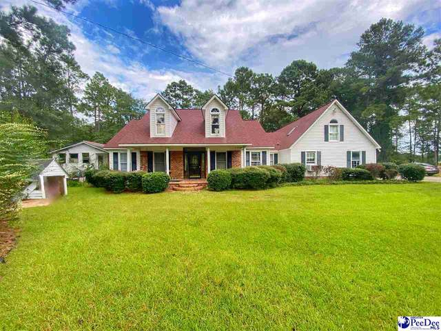 538 W Fairfield Road, Dillon, SC 29536 (MLS #20203102) :: Coldwell Banker McMillan and Associates