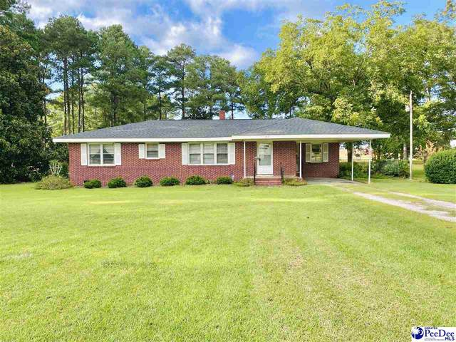 1210 Wix Road, Dillon, SC 29536 (MLS #20203105) :: Coldwell Banker McMillan and Associates
