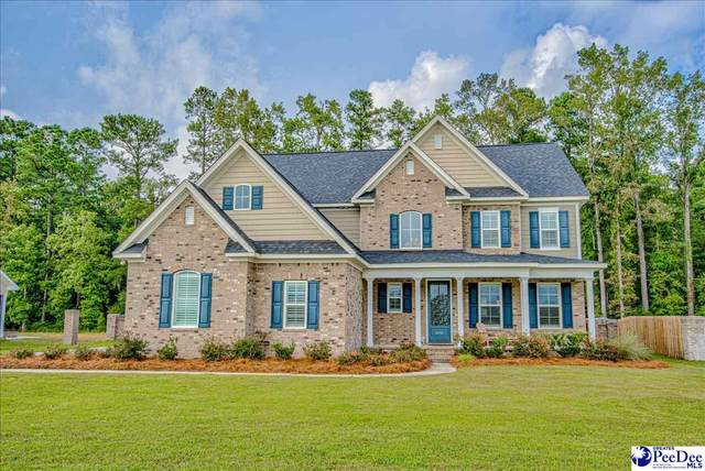 846 Bellemeade Circle, Florence, SC 29501 (MLS #20203124) :: Coldwell Banker McMillan and Associates