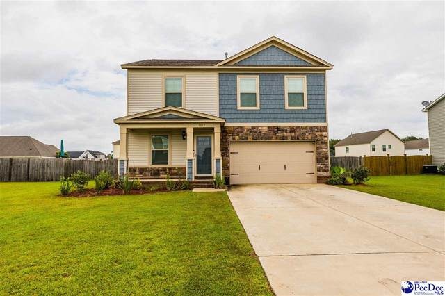 1213 Purple Martin Dr, Effingham, SC 29541 (MLS #20203131) :: Coldwell Banker McMillan and Associates