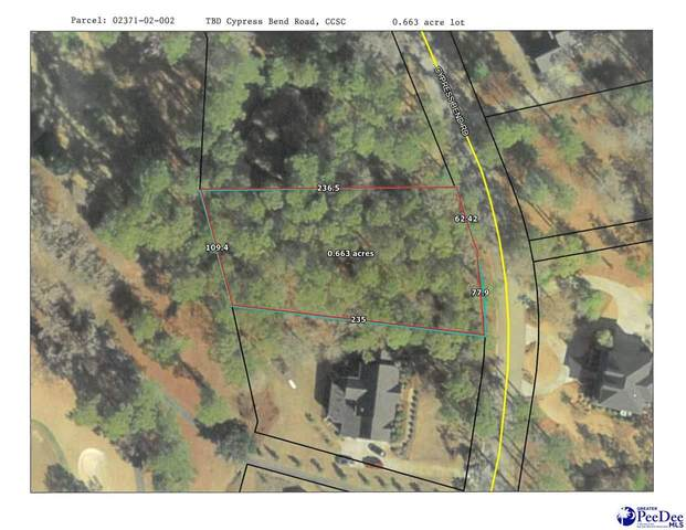 TBD Cypress Bend Road, Florence, SC 29506 (MLS #20203133) :: The Latimore Group