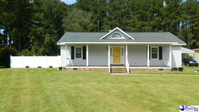 4907 College Lake Drive, Florence, SC 29506 (MLS #20203135) :: Coldwell Banker McMillan and Associates