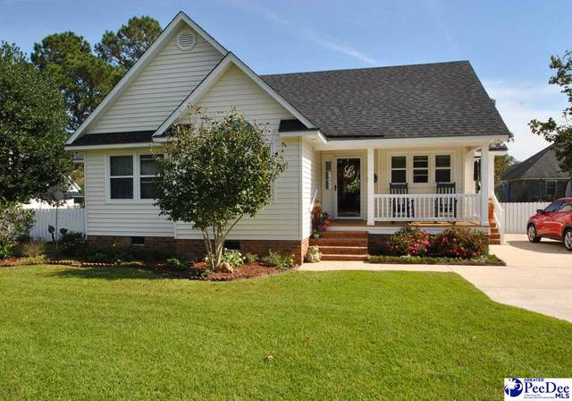 336 Fairhaven Street, Florence, SC 29501 (MLS #20203175) :: Coldwell Banker McMillan and Associates