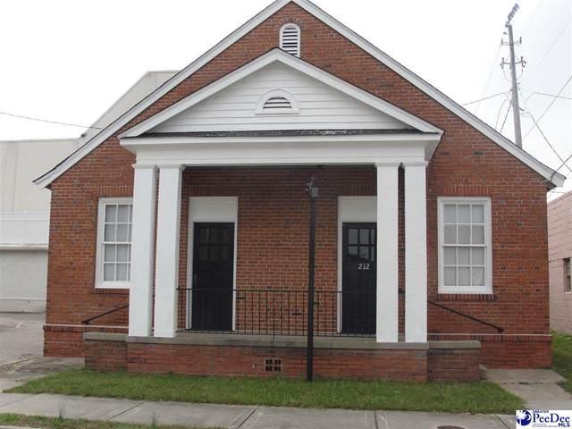 212 East Market Street, Bennettsville, SC 29512 (MLS #20203176) :: Crosson and Co