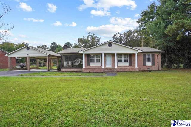 1224 Old Millpond Road, Darlington, SC 29540 (MLS #20203195) :: Coldwell Banker McMillan and Associates