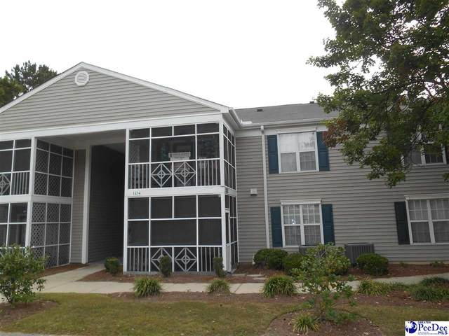 1434 Golf Terrace #5, Florence, SC 29501 (MLS #20203216) :: Coldwell Banker McMillan and Associates