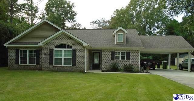 1726 Garland Drive, Hartsville, SC 29550 (MLS #20203225) :: Coldwell Banker McMillan and Associates