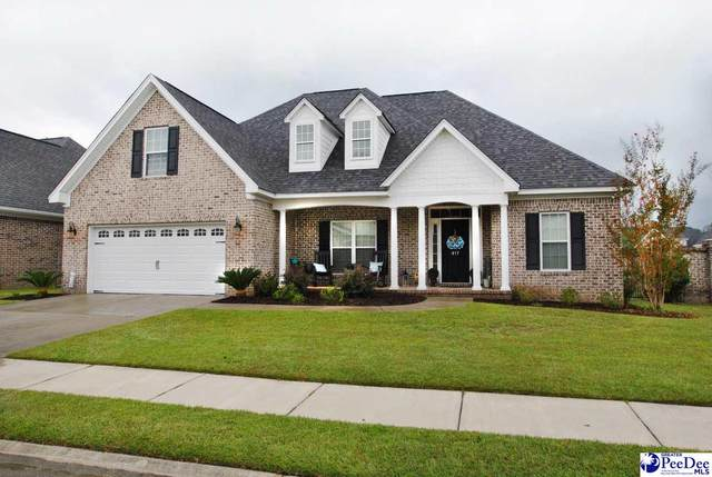 817 Beddingfield Hall, Florence, SC 29501 (MLS #20203229) :: Coldwell Banker McMillan and Associates
