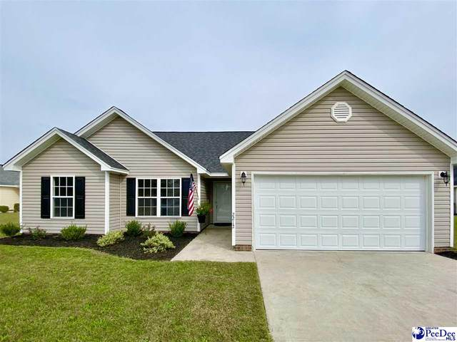 2212 Stepping Stone Dr., Effingham, SC 29541 (MLS #20203246) :: Coldwell Banker McMillan and Associates