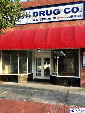 129 Main St., Chesterfield, SC 29709 (MLS #20203255) :: Coldwell Banker McMillan and Associates