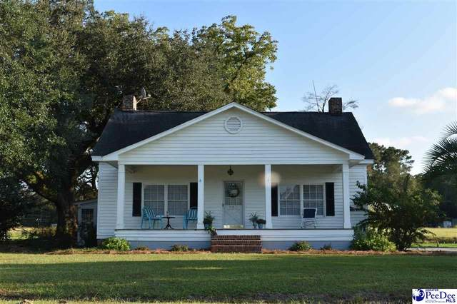 803 Keefe Road, Pamplico, SC 29583 (MLS #20203259) :: Coldwell Banker McMillan and Associates