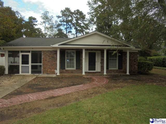 305 Oakenwald Ave., Marion, SC 29571 (MLS #20203261) :: Coldwell Banker McMillan and Associates