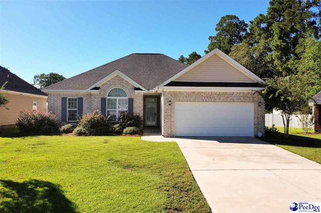 3415 Sweetgrass Dr, Florence, SC 29501 (MLS #20203272) :: Coldwell Banker McMillan and Associates