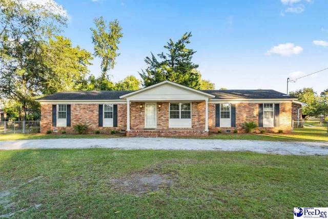 1808 Bellevue Drive, Florence, SC 29501 (MLS #20203295) :: Coldwell Banker McMillan and Associates
