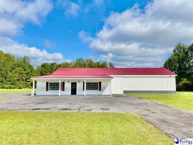 2722 Cale Yarborough Hwy, Timmonsville, SC 29161 (MLS #20203305) :: Crosson and Co