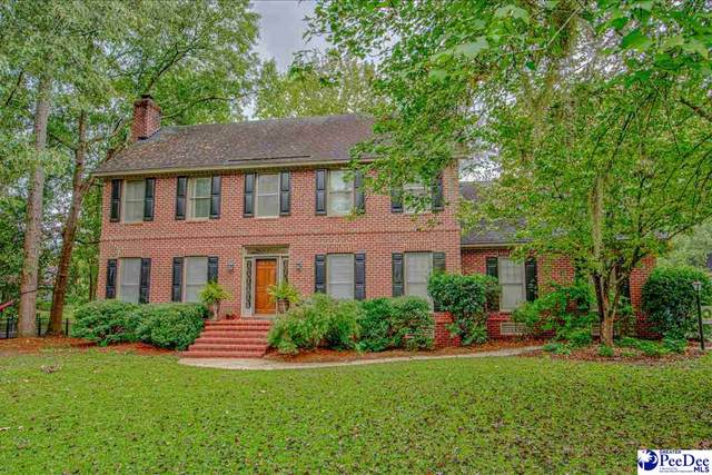 1312 Sheffield Dr., Florence, SC 29505 (MLS #20203307) :: Coldwell Banker McMillan and Associates