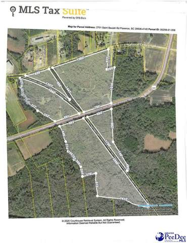 TBD National Cemetery Rd & Freedom Blvd, Florence, SC 25061 (MLS #20203314) :: RE/MAX Professionals