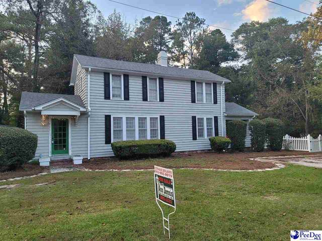 105 James St, Darlington, SC 29532 (MLS #20203345) :: Coldwell Banker McMillan and Associates