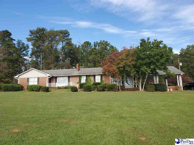 2541 Hwy 145 N, Chesterfield, SC 29709 (MLS #20203357) :: Coldwell Banker McMillan and Associates