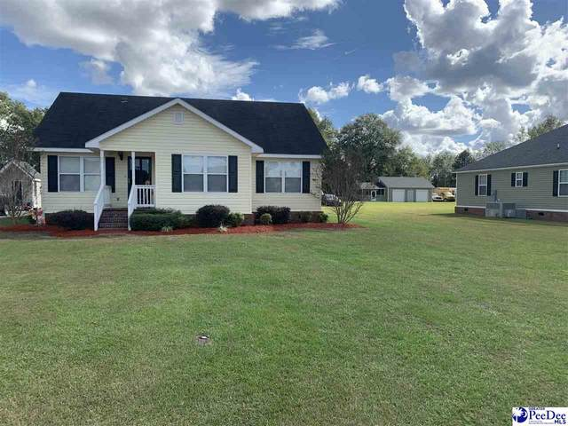 1050 Kinney Ct, Sellers, SC 29592 (MLS #20203368) :: Coldwell Banker McMillan and Associates