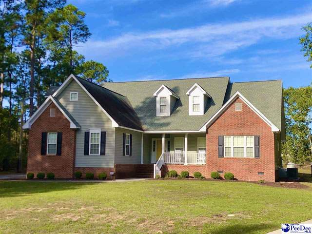 1214 Club Ct, Hartsville, SC 29550 (MLS #20203371) :: Coldwell Banker McMillan and Associates