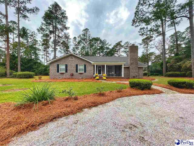 1711 Forest Drive, Dillon, SC 29536 (MLS #20203417) :: RE/MAX Professionals