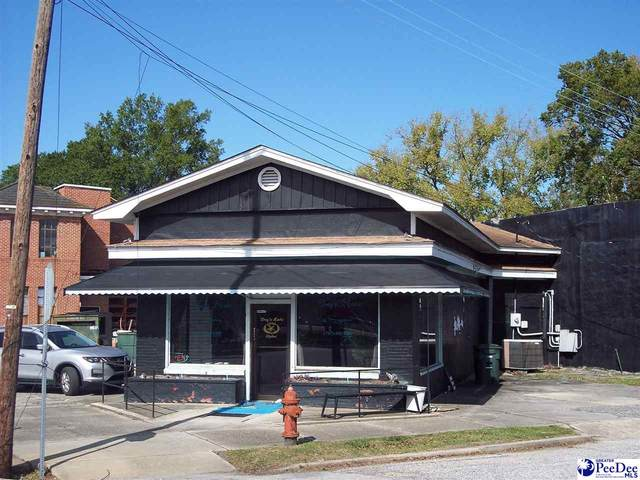 100 W Harrison Street, Dillon, SC 29536 (MLS #20203483) :: Crosson and Co
