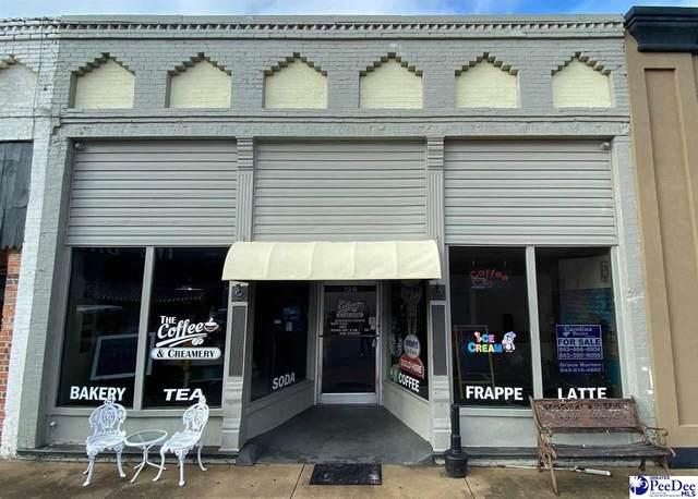 126 S Main Street, Mullins, SC 29574 (MLS #20203594) :: The Latimore Group