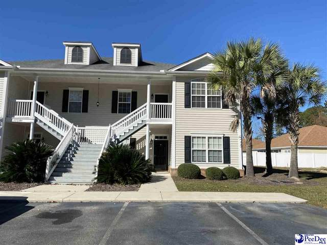 1728 Oakdale Terrace Blvd B1, Florence, SC 29501 (MLS #20203709) :: Crosson and Co